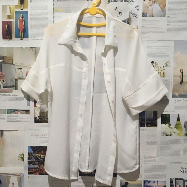 Gaudi White Shirt