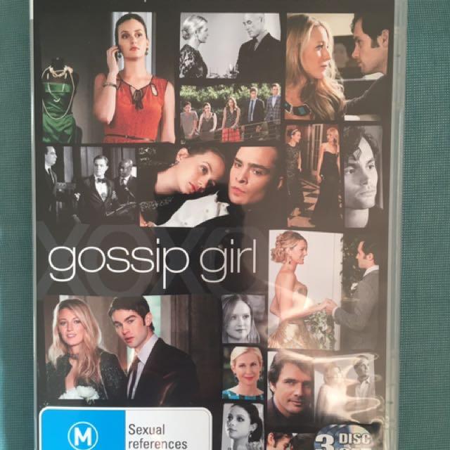 Gossip Girl Series (minus Season 4)