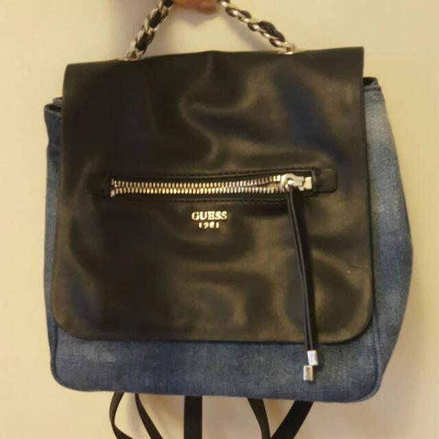 Guess Backpack ❤
