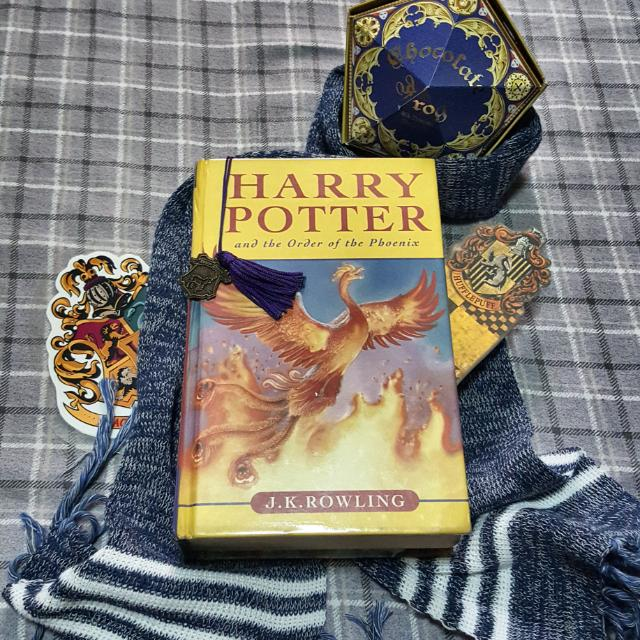 Harry Potter and the Order of Phoenix (Bloomsbury/Raincoast Children's Edition) HB by J. K. Rowling