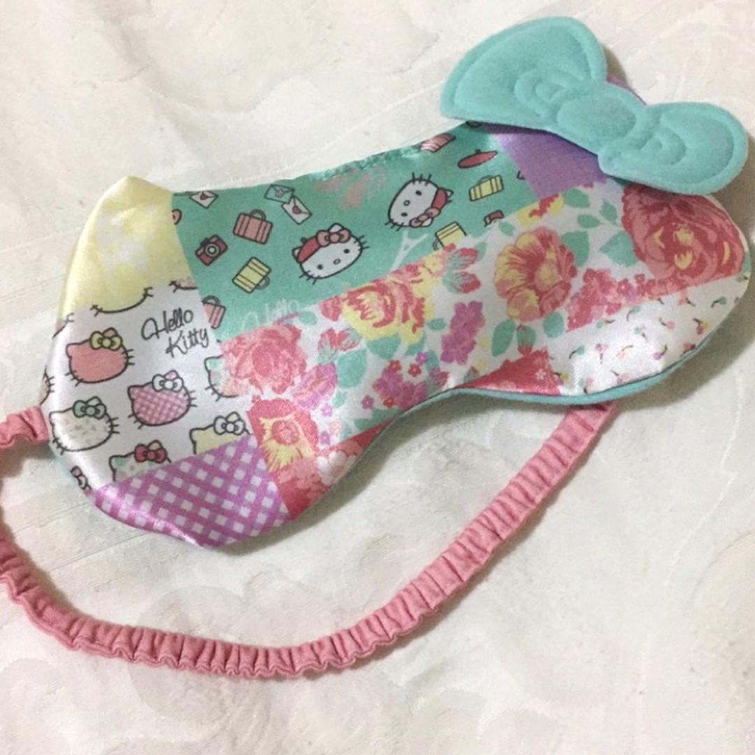 Hello Kitty Sleeping Mask.