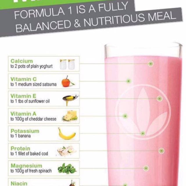 Herbalife Diet Program! Ready Stock