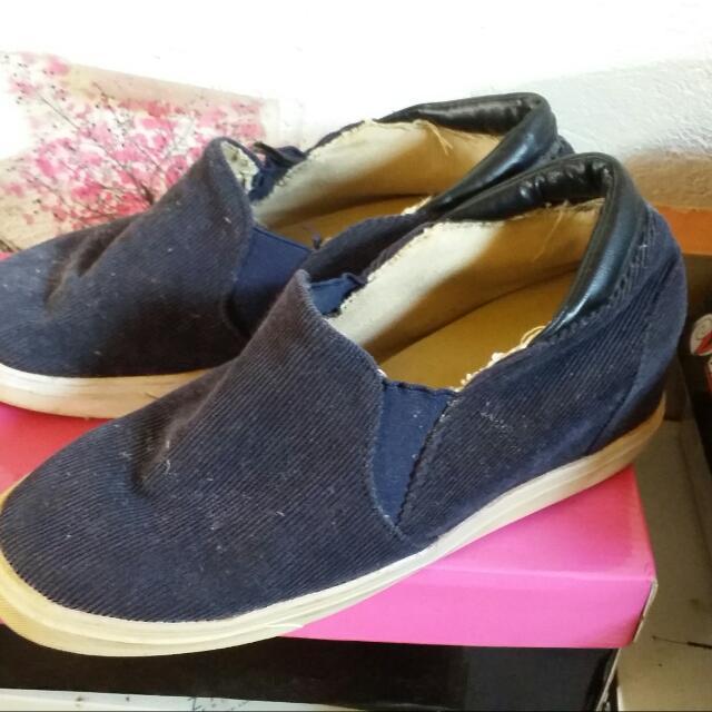 Hidden WEDGE shoes