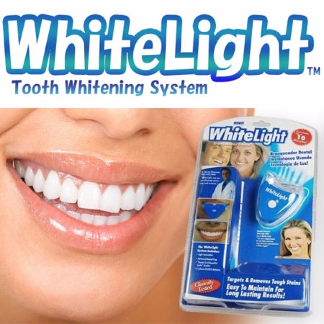 Hot Sale Portable Dental Care Whitelight Professional White Teeth Kit Teeth Whitening  Oral Hygiene Care