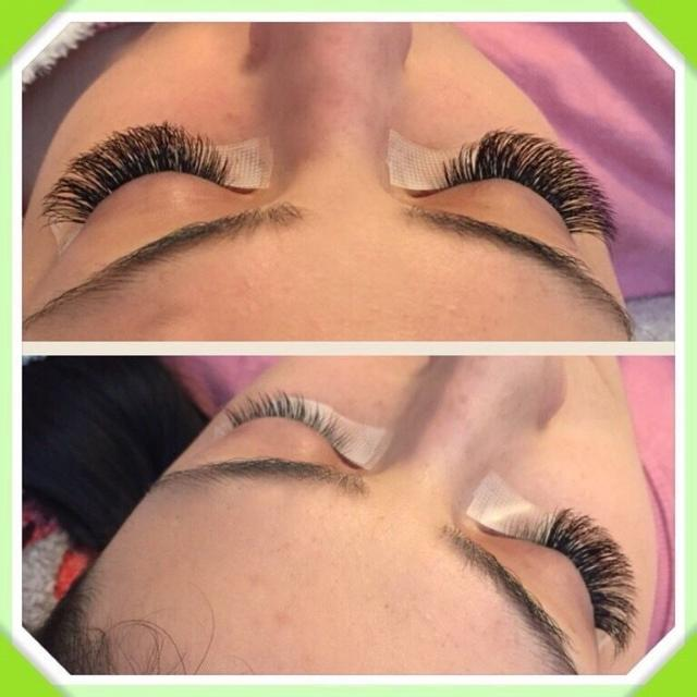Human Hair Eyelash Extensions Strand By Strand Available On Ph