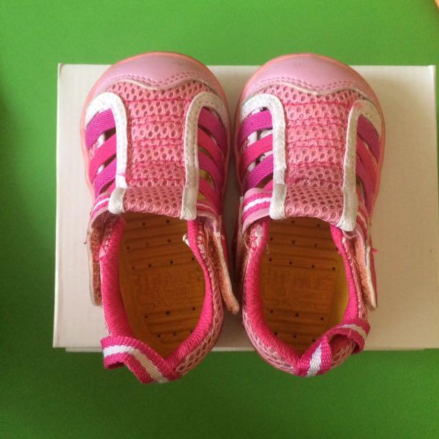 IFME女寶 二階學步鞋