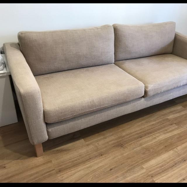 Ikea Karlstad 3 Seater Sofa Furniture