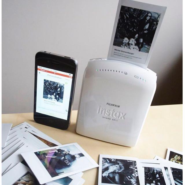 Instax Prints