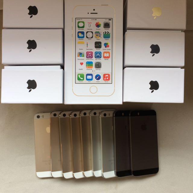 iPhone 5s GPP LTE ready