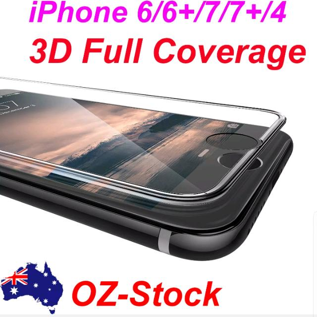 Iphone 7 / 7 plus tempered glass screen protectors