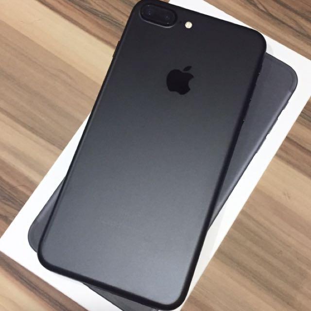 Iphone S Plus Black Gb