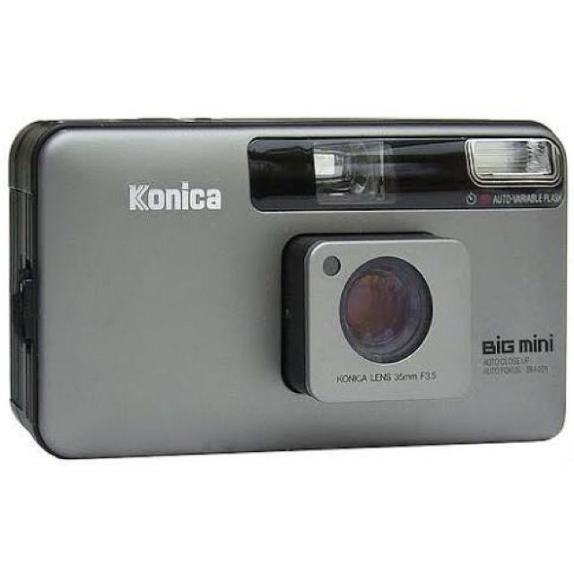 (徵)KONICA BIG MINI
