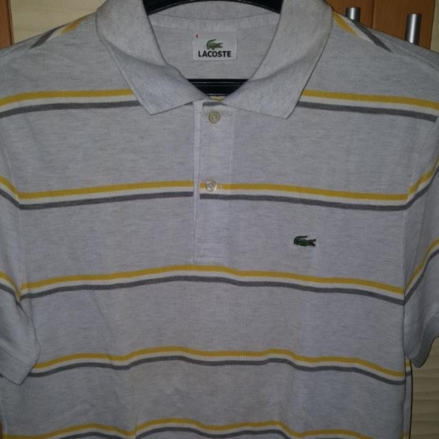 lacoste authentic