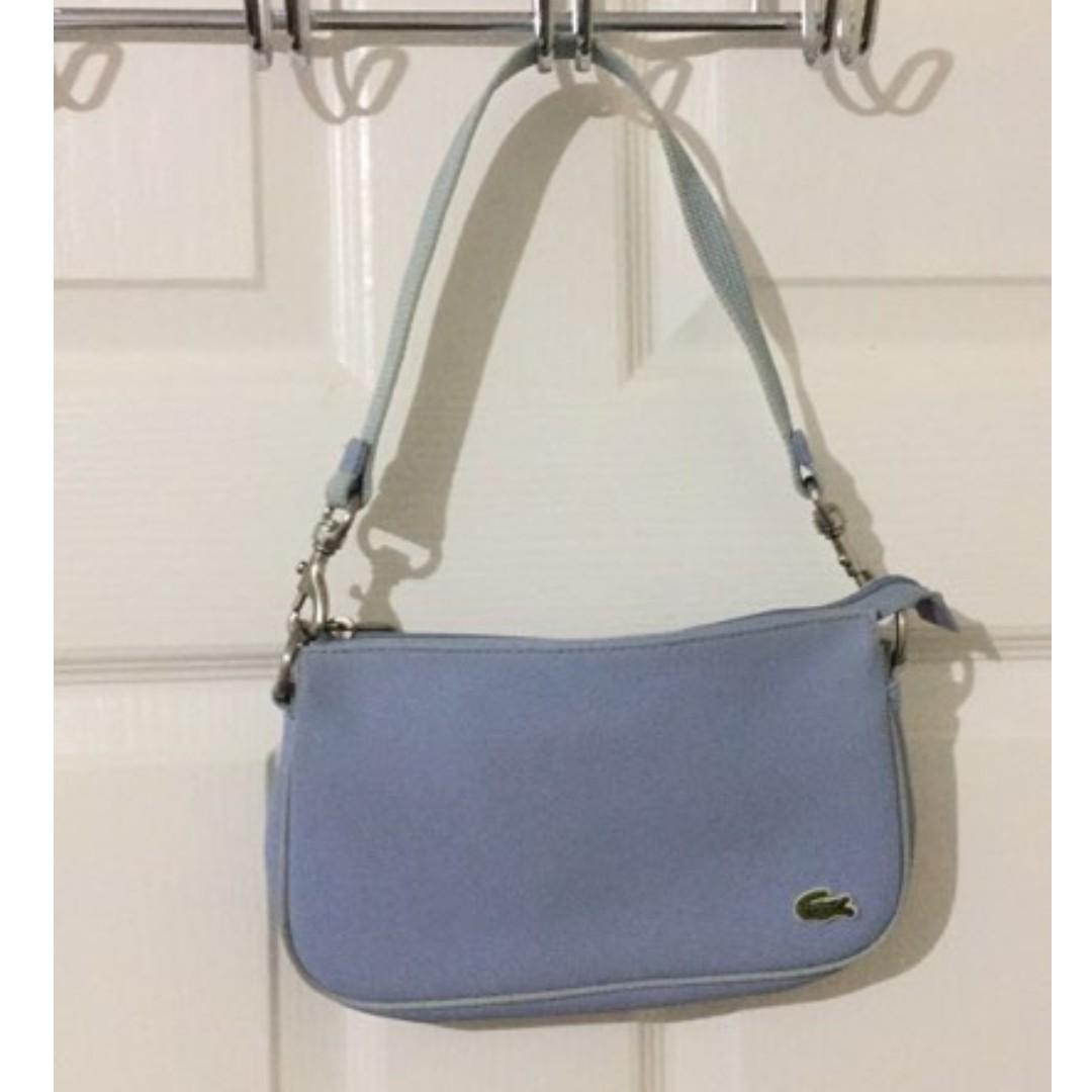 Lacoste Original Bag Blue