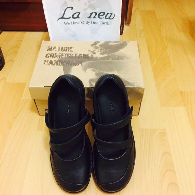 La new 女用 工作鞋˙