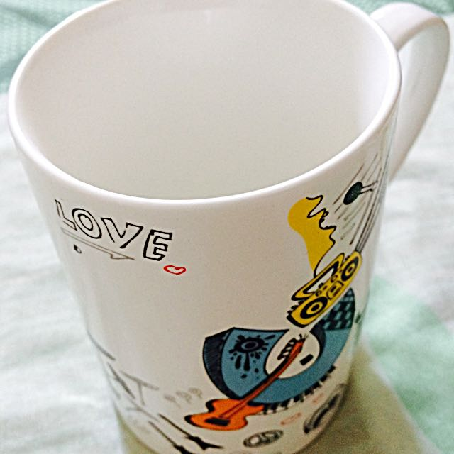 LOVE / M-usical Mug