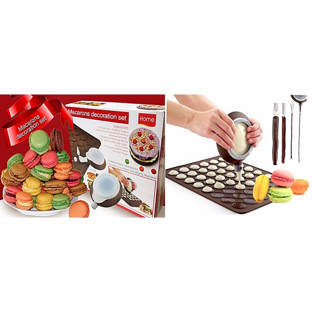 Free Cake Decorating Icing Syringe Set