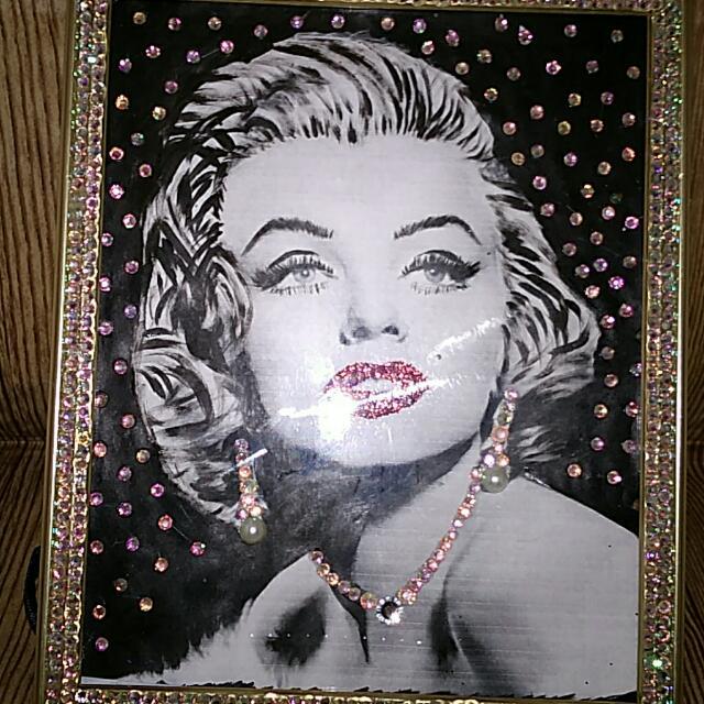 Marilyn Monroe Art Wall Street