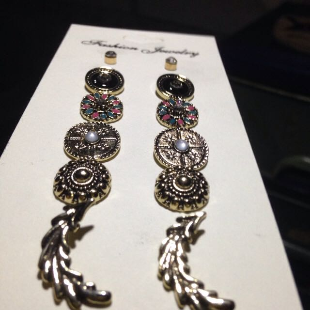 MARKDOWN Vintage Earrings!!