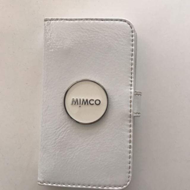 Mimco iPhone 6 Wallet Case
