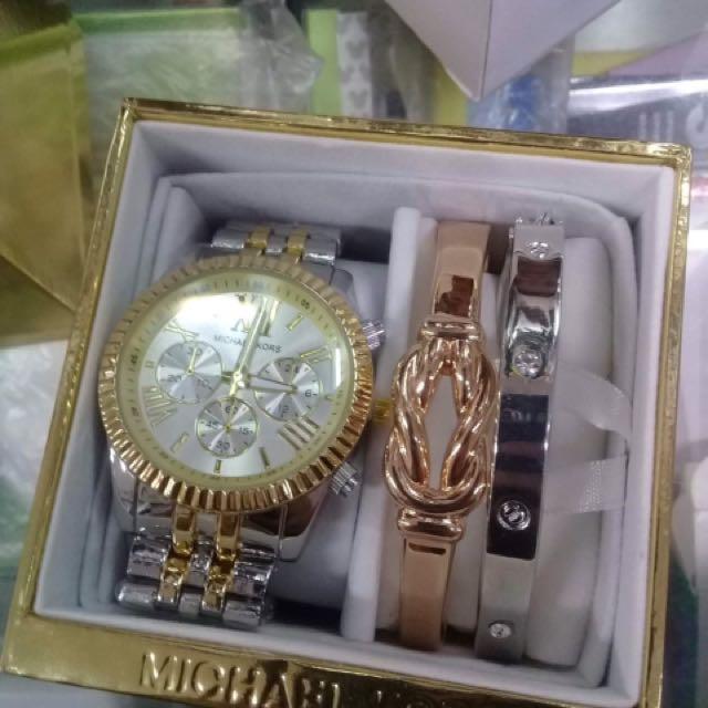 MK Watch Set Replica