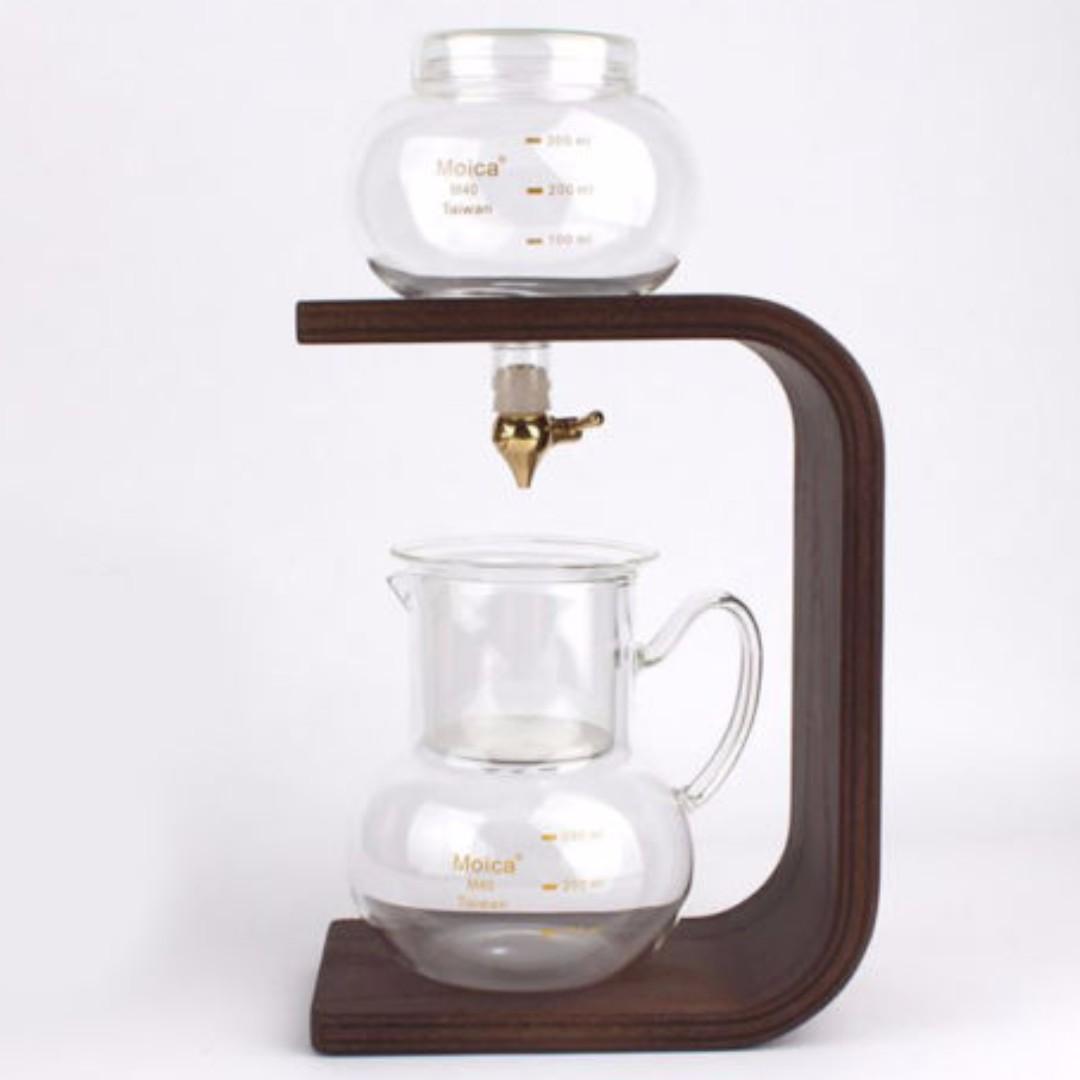 MOICA Cold Brew Dutch Coffee Maker Hand Drip SET 400mL No Electricity Modern M40