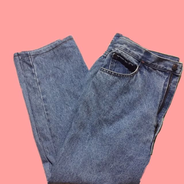 Mom Jeans (Super pretty)