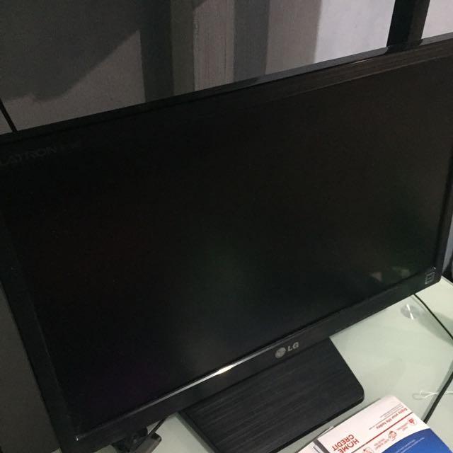 16 Inch Monitor LG Flatron