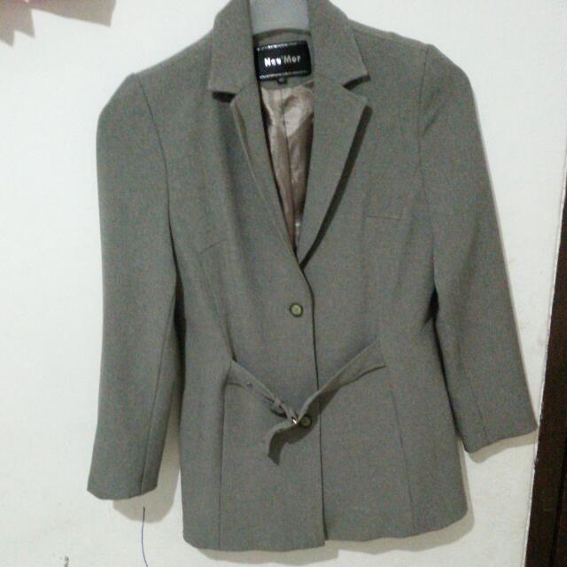 Neu Mor 1 Set Blazer And Pants
