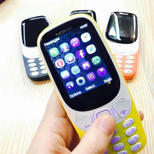 Nokia 3310 Finland Made