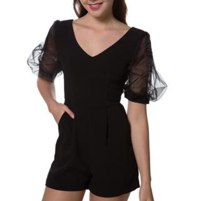 Ponypockets Zabruna Playsuit