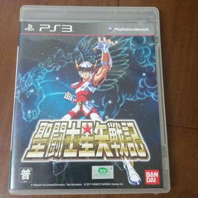 PS3聖鬥士星矢戰記