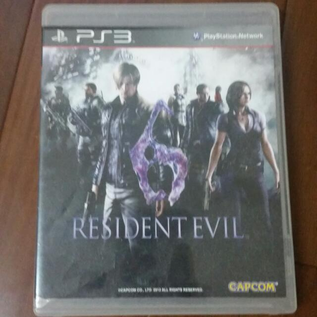 PS3 惡靈古堡