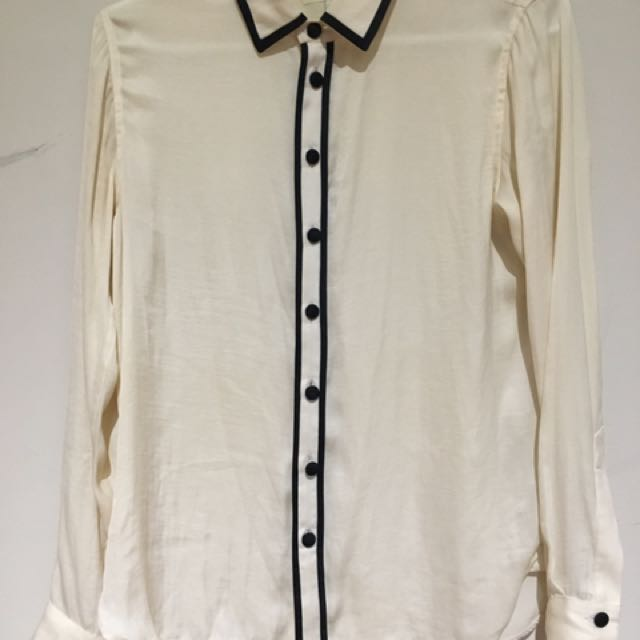 Rag And Bones Blouse
