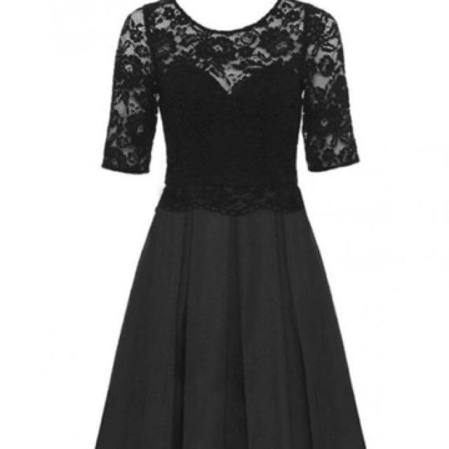 Review Priscilla Dress Size 8
