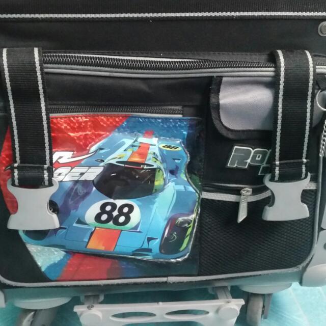 Robby Rabbit Trolley Bag