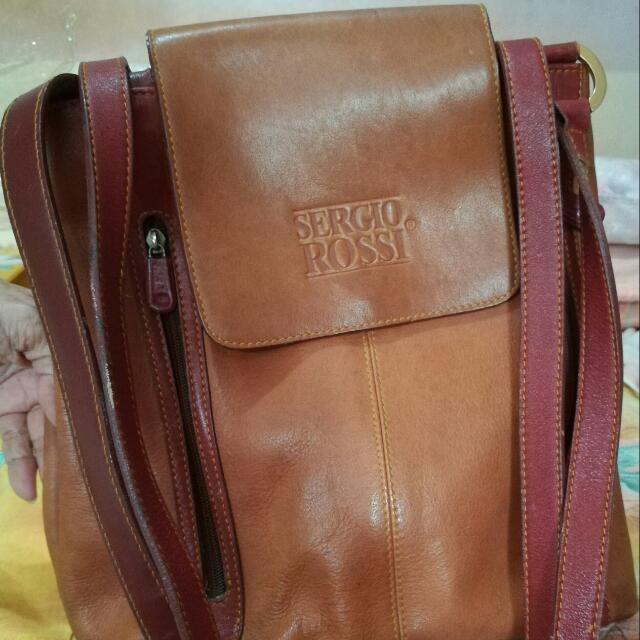 sergio rossi bag