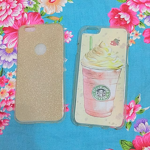 Silicone Case iPhone 6/6s LUCUUUU