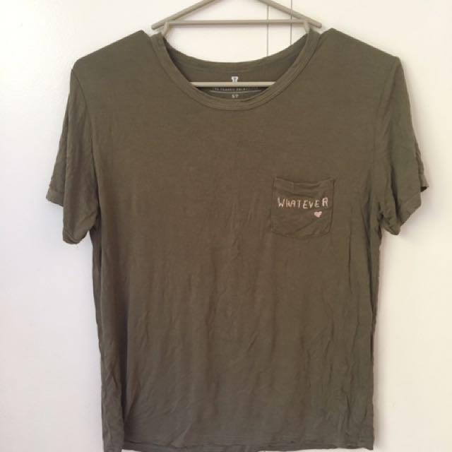 Size S (10) T-shirt
