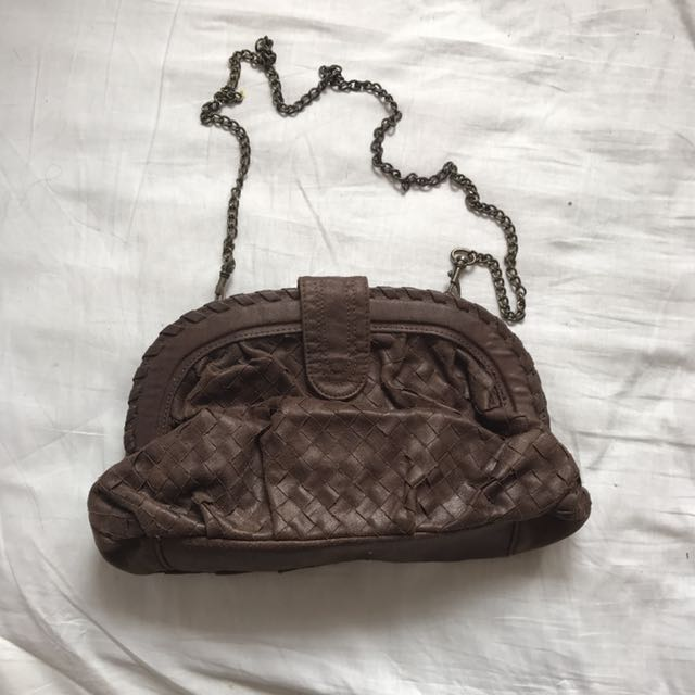 Sports girl Bag In Brown