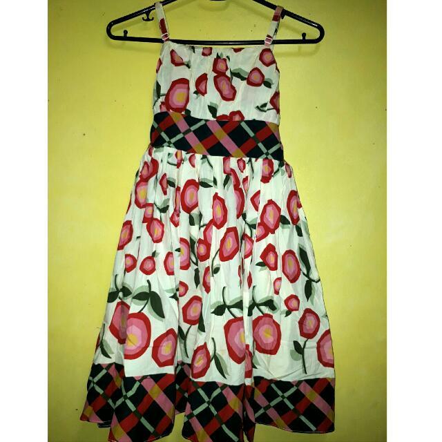 Summer-Inspired Dress
