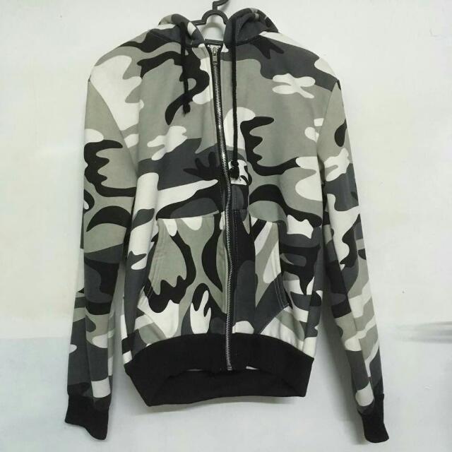 Supreme Hoodie Jacket