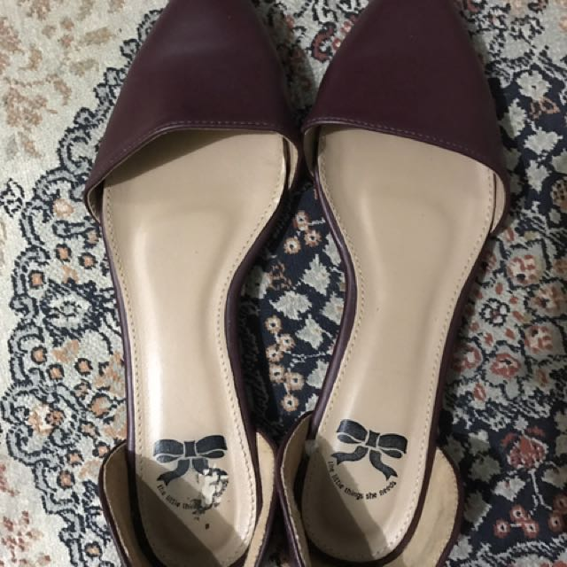 The Little Things Flat shoes