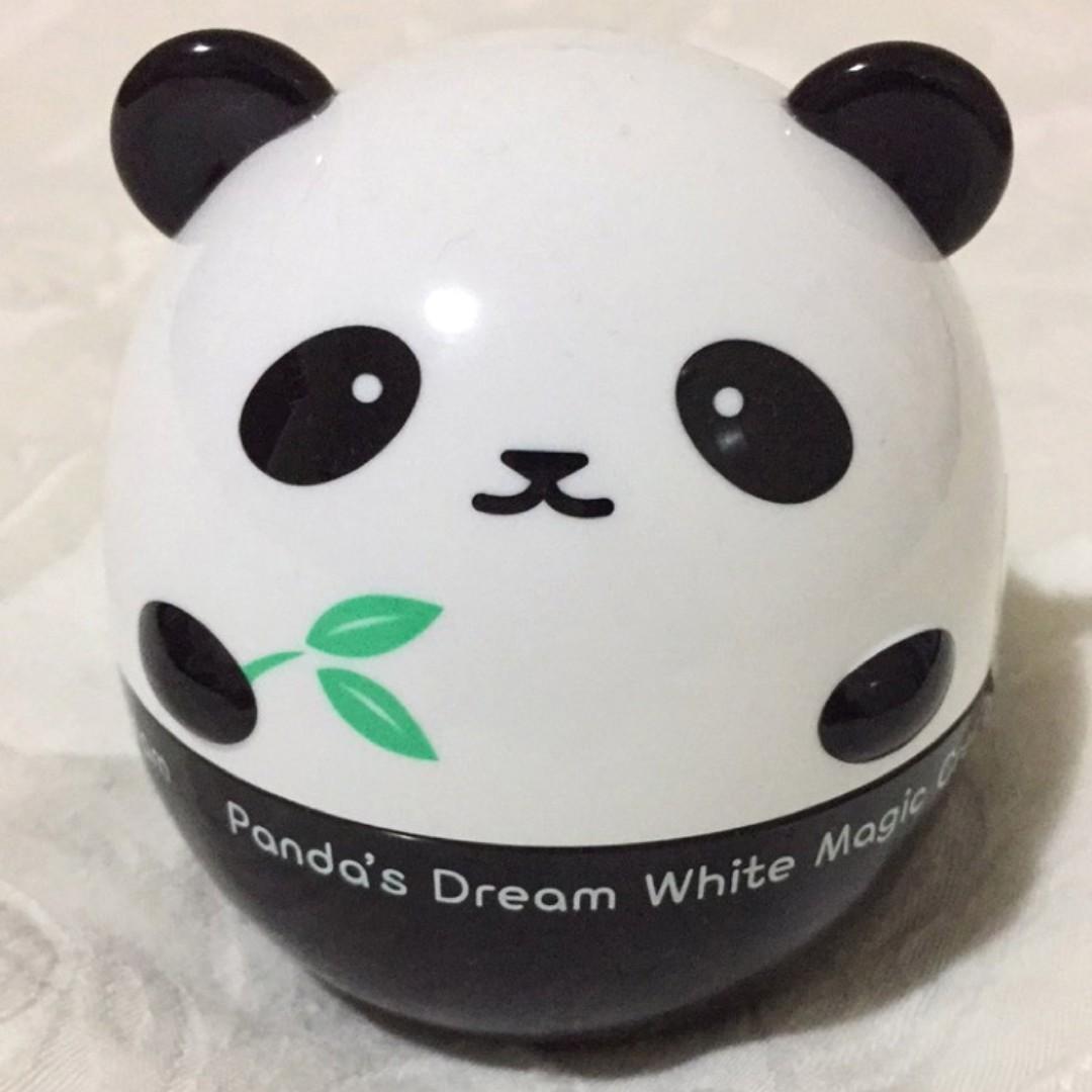 Tony Moly Panda's Dream White Magic cream.