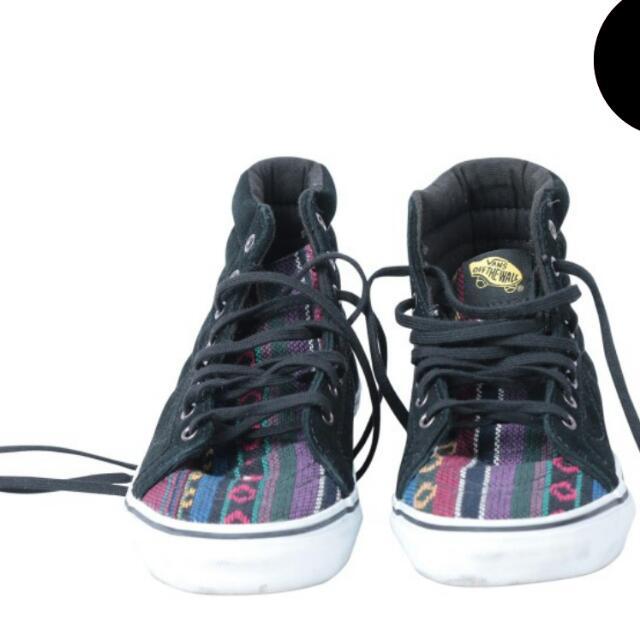 Vans Black Sneakers