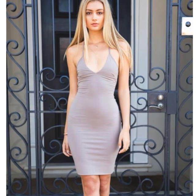 White Fox Boutique Mini Dress