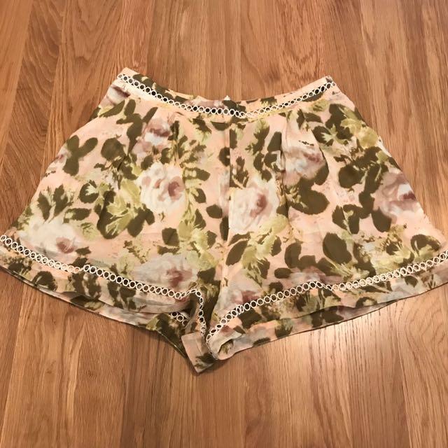 Zimmerman Floral shorts