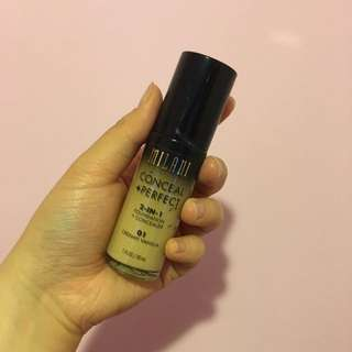 Milani Conceal & Perfect Foundation