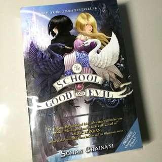 School Of Good & Evil by Soman Chainani