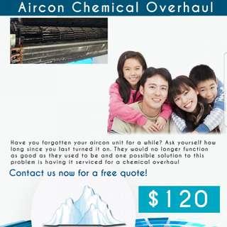 Chemical Overhaul